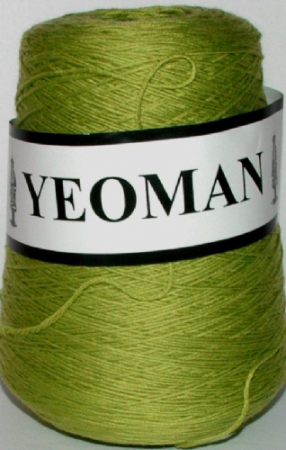 Yeoman Sport  Pure Virgin Merino Wool - Apple